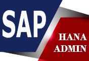 Online SAP HANA Admin Training